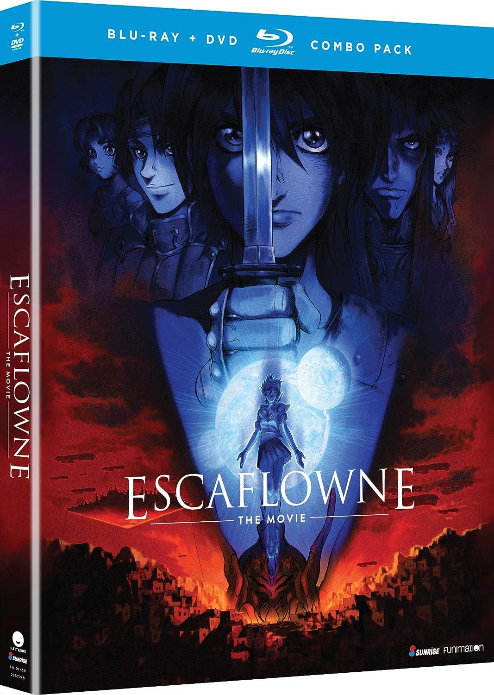 Escaflowne - The Movie [Blu-ray]