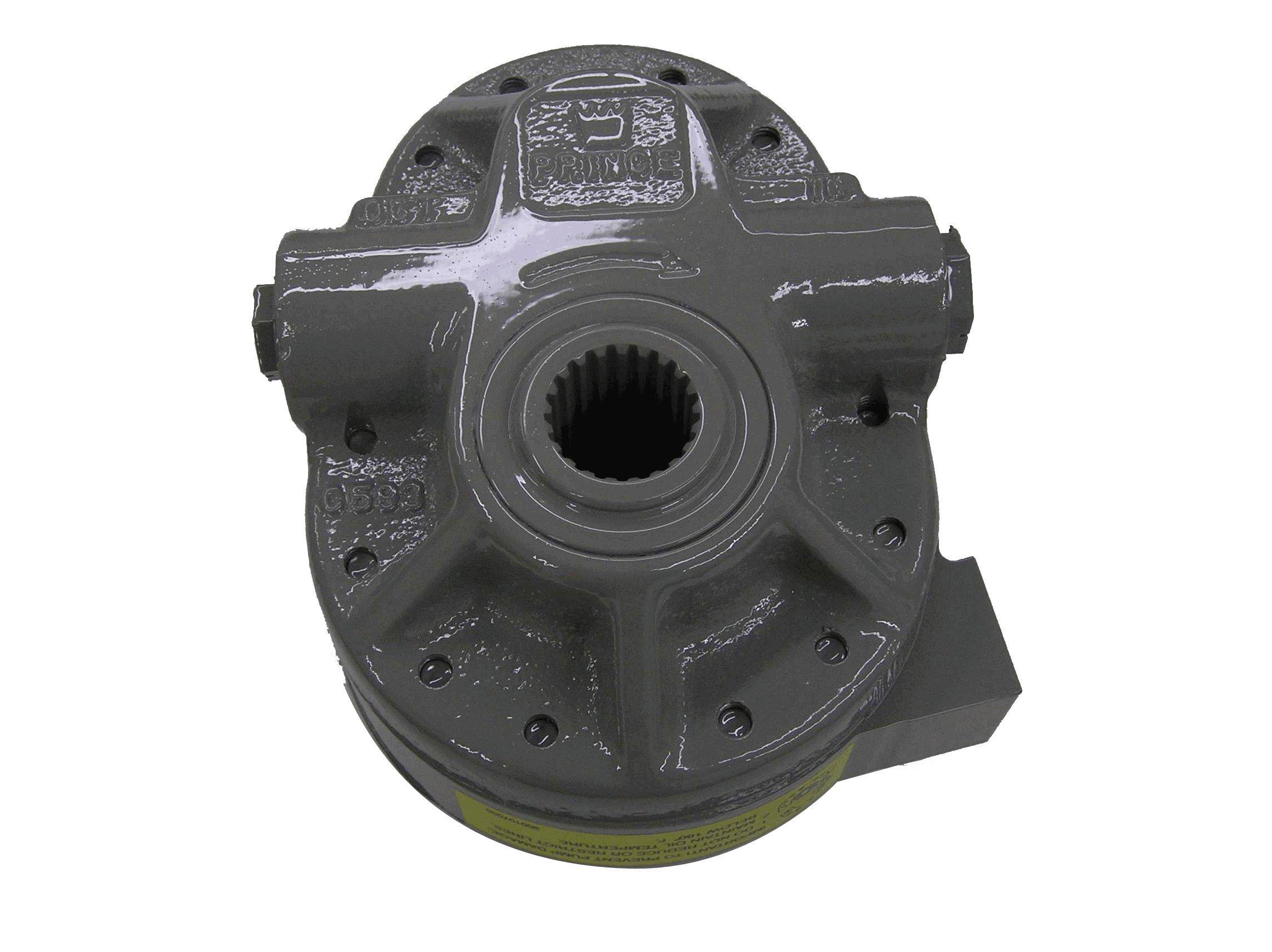 Prince Manufacturing HC-P-K11 PTO Pump, Aluminum