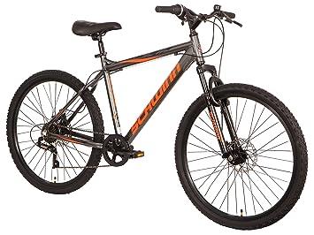 "1f594579438 Schwinn Surge 26"" Mountain Bike - Graphite, Orange & Black, 17""  Aluminium"