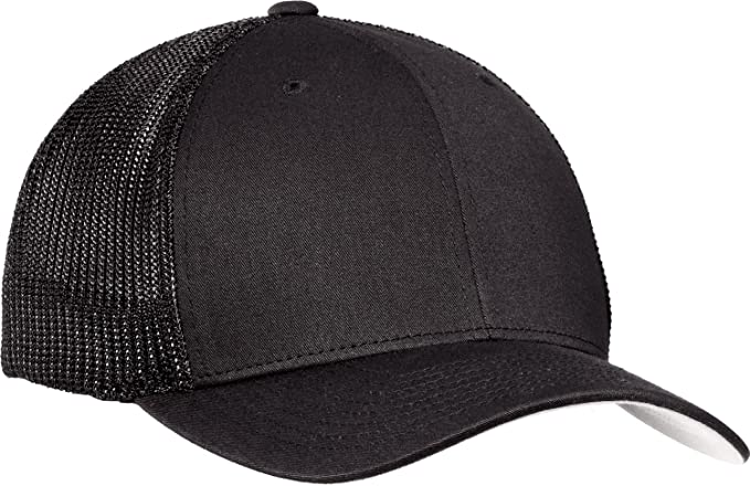 1b32559b9cf Port Authority Flexfit Mesh Back Structured Cap at Amazon Men s ...