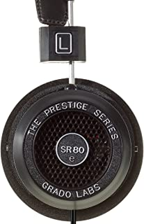 product image for GRADO SR80e Prestige Series Wired Open Back Stereo Headphones