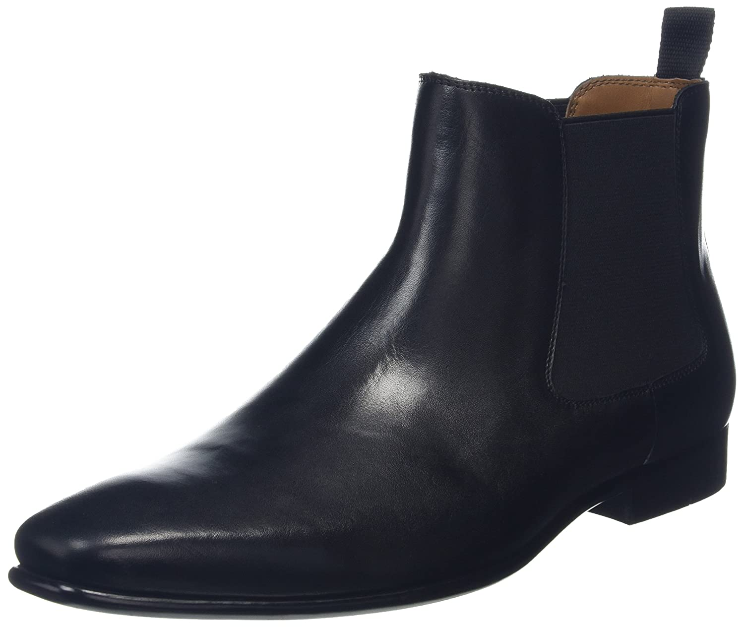 Aldo Gwocia, Botines para Hombre, Negro (Black Leather), 41 EU (7 UK): Amazon.es: Zapatos y complementos