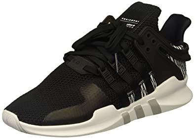 promo code f9bc1 27fae adidas Originals Boys EQT Support ADV J Running Shoe BlackWhite, 5 M
