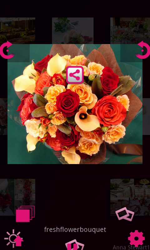 wedding flowers ideas appstore for android. Black Bedroom Furniture Sets. Home Design Ideas