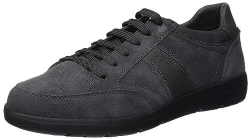Geox U Leitan B, Zapatillas para Hombre: Amazon.es: Zapatos y complementos
