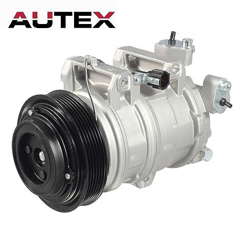 AC Compresor & a/c de embrague para 2002 – 2006 Nissan Altima ...