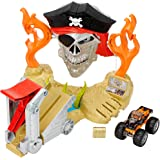 Hot Wheels Monster Jam Pirate Takedown Play Set