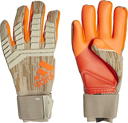 for whole family nice cheap the cheapest Amazon.com : adidas Predator PRO 78/18 Goalkeeper Gloves ...