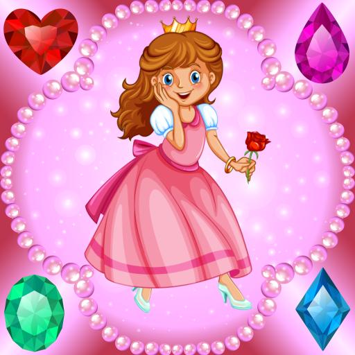 Princesa para colorear - Juegos para niñas : princesas