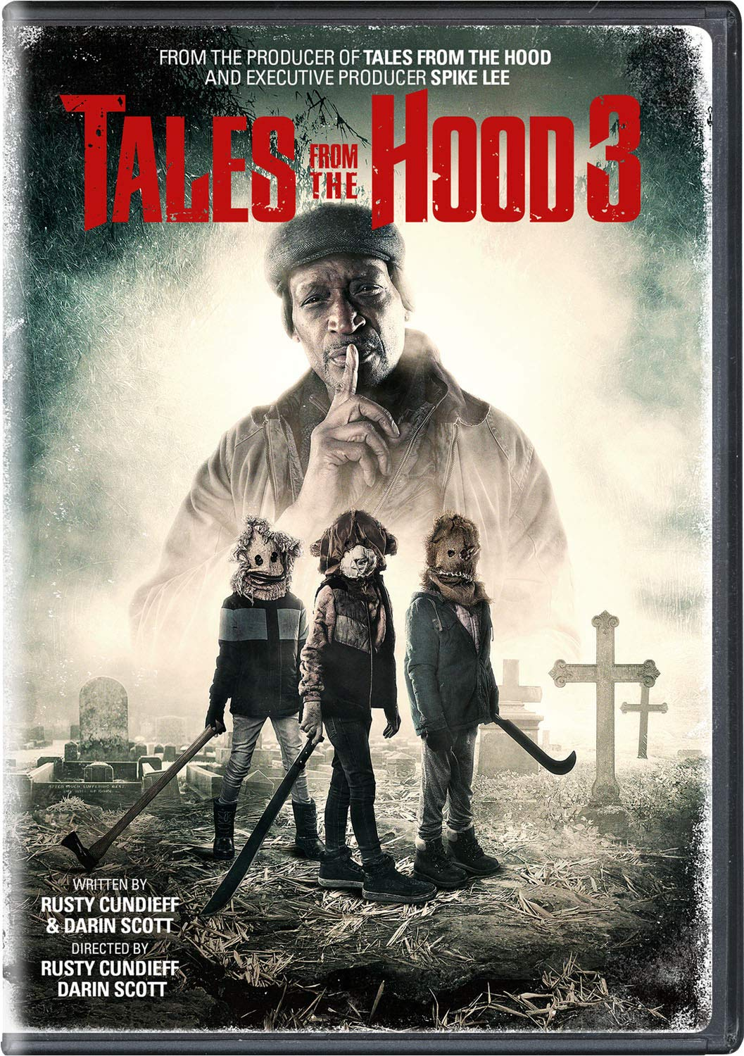Book Cover: Tales from the Hood 3