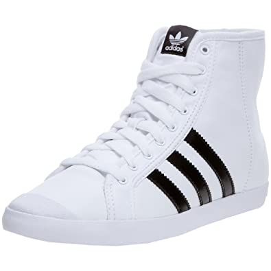 9dfc140063 adidas Originals Women's Adria MID Sleek W Low-Top Sneakers White ...