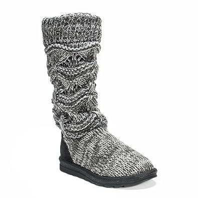 6b0cf654b MUK LUKS Women s Jamie Boots Fashion
