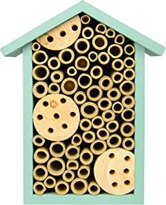 Nature's Way Bird Products PWH1-C Teal Bee House