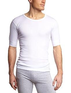 2er Pack Huber Duo Line Shirt kurzarm Herren Unterwäsche Shirt Herren 012144