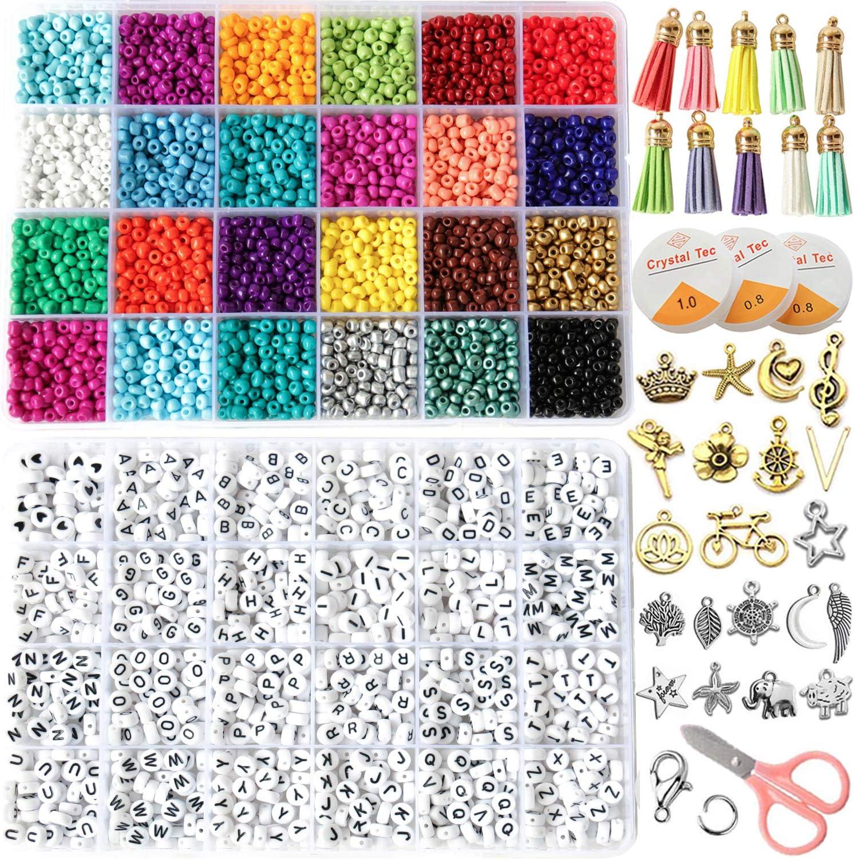Starter Kit for Bead//Letter Keyrings