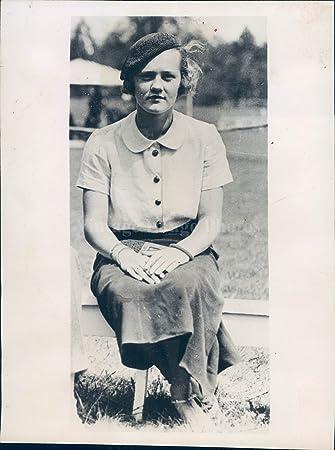 Amazon 1935写真Miss M H Jopli...