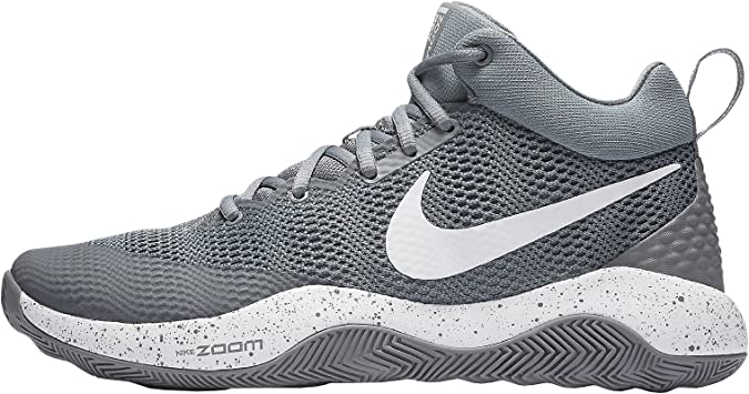 Susteen palanca Agnes Gray  Amazon.com | Nike Men's Zoom Rev 2017 Basketball Shoe Cool Grey/Dark  Grey-White 8 | Team Sports