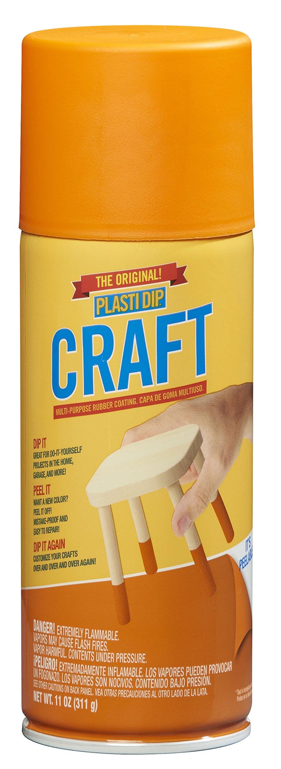 Plasti Dip 11334-6 Craft, 11 oz. Pumpkin Spice