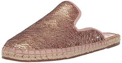a07fedfaa Circus by Sam Edelman Women's Leanne Moccasin, Rose Gold/Silver, ...