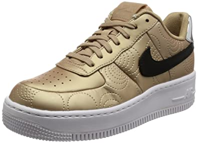 timeless design 5f8d4 d82c3 Nike Women s AF1 Upstep LOTC QS (9, Blur Black)