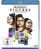 Hidden Figures - Unerkannte Heldinnen [Blu-ray]