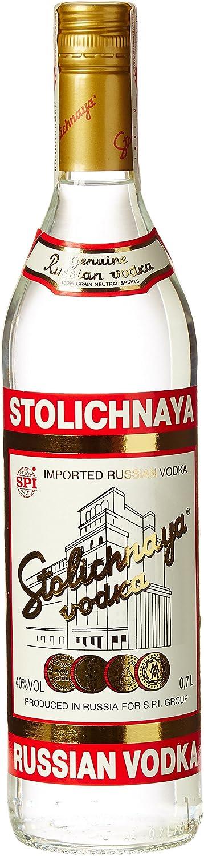 Stolichnaya Vodka - 700 ml