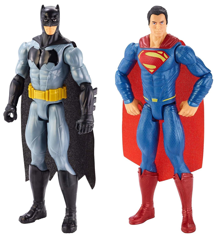 Batman v Superman Batman & Superman Figure