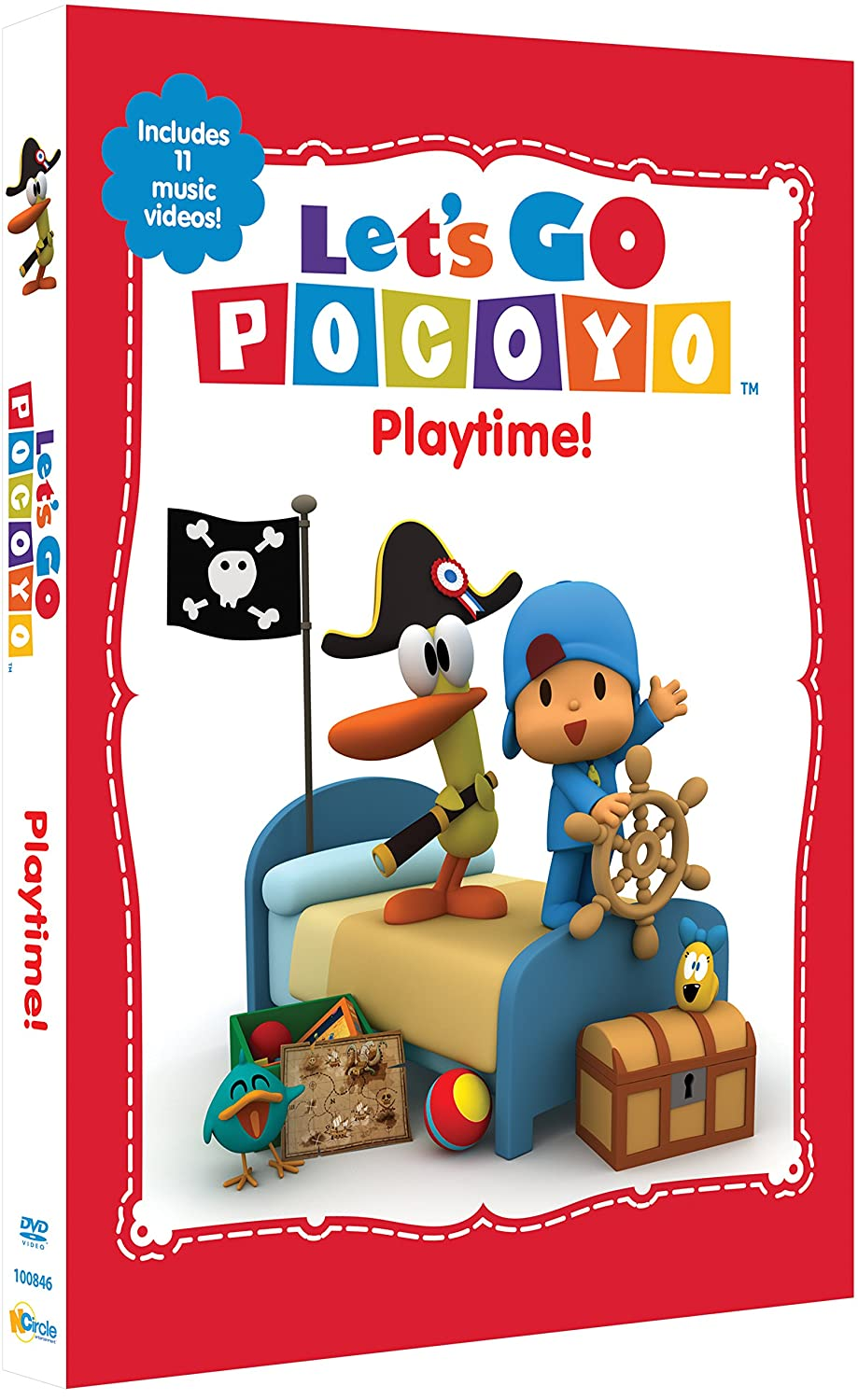 Amazon.com Lets Go Pocoyo Playtime! Stephen Hughes Alfonso Rodriguez Movies u0026 TV  sc 1 st  Amazon.com & Amazon.com: Lets Go Pocoyo Playtime!: Stephen Hughes Alfonso ...