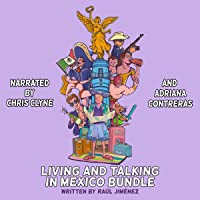 Image for The Living and Talking in Mexico Bundle