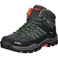 CMP – F.lli Campagnolo Kids Rigel Mid Trekking Shoe WP, Botas de Senderismo Unisex Adulto