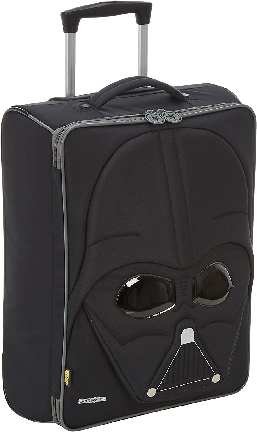 Samsonite Star Wars Ultimate - Upright S Equipaje de Mano, 52 cm, 32.5 L, Negro (Star Wars Iconic)