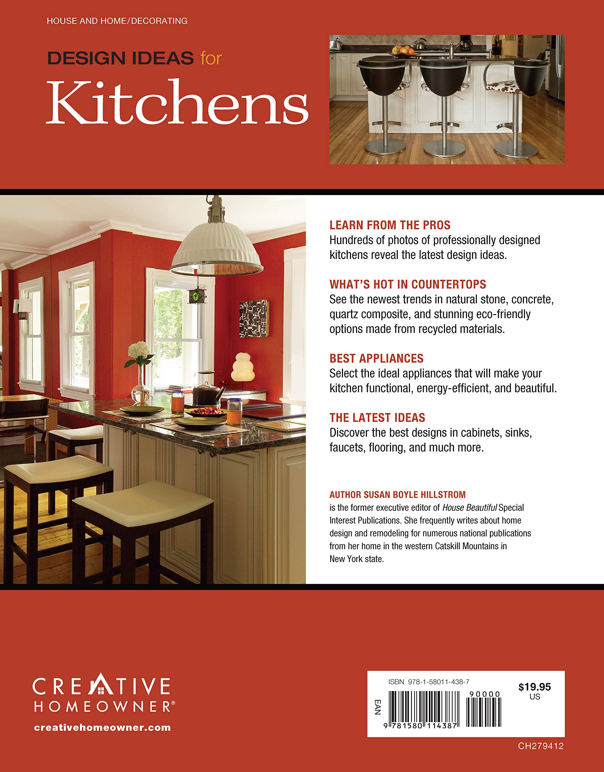 Design Ideas For Kitchens 2nd Edition Home Decorating Ms Susan