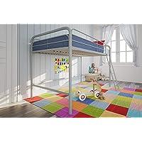 Dorel Junior Metal Loft Bed 5458096