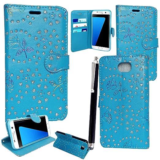 6 opinioni per Huawei Y5 II / Y6 II Compact Custodia, Case in Pelle PU di Lusso Portafoglio con