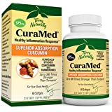 Terry Naturally CuraMed 375 mg - 60 Softgels - Superior Absorption BCM-95 Curcumin Supplement, Promotes Healthy Inflammation