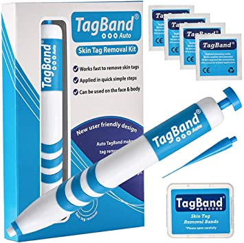 Amazon Com Auto Tagband Skin Tag Remover Device For Medium To