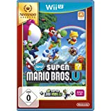 New Super Mario Bros. U + New Super Luigi U - Nintendo Selects  [Wii U]