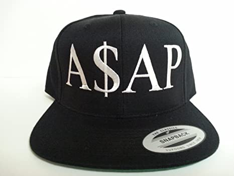 fc06eeeab831 Amazon.com   Come Des ASAP Rocky Supreme Snapback Hat   Other ...