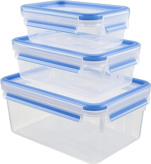 Tefal K30289 Recipiente de almacenar Comida Caja Rectangular ...