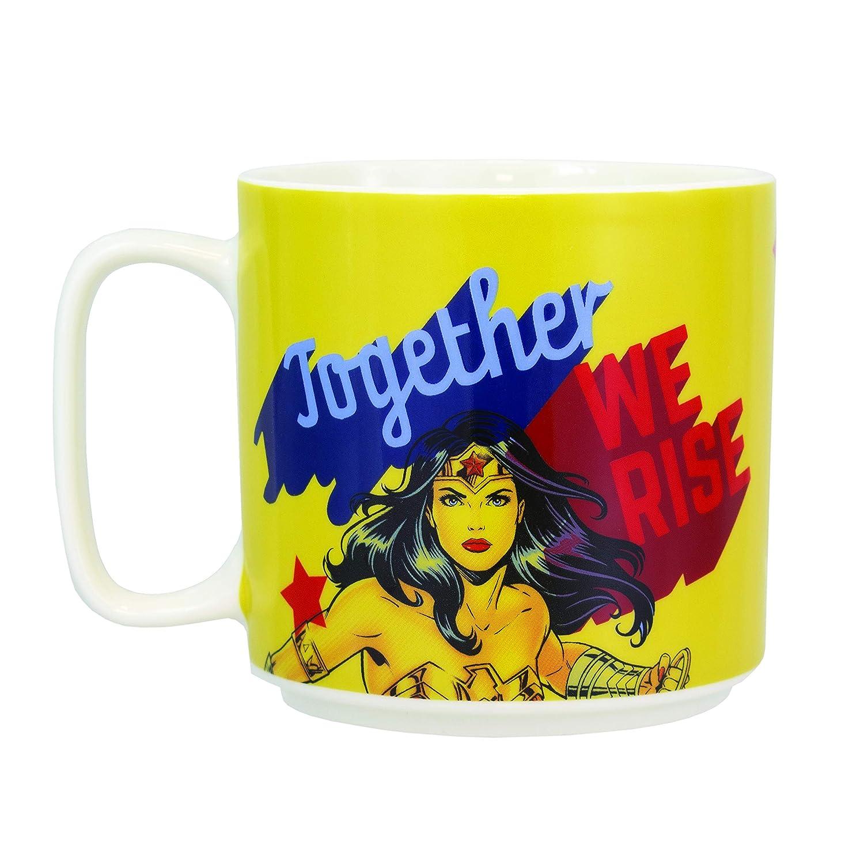 Paladone Taza Together We Rise Wonder Woman