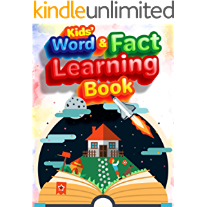 Kids' Word & Fact Learning Book: Kids Word & Fact Learning book; Brainstorm, have fun & learn more! Grows kids visual…