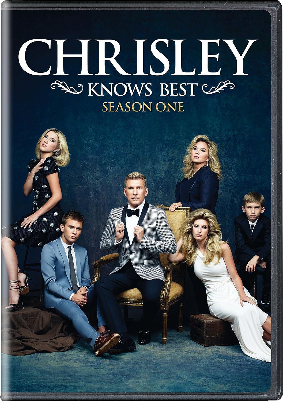 Chrisley knows best reality tv series complete season 1 box dvd set new ebay - Reality tv shows ...