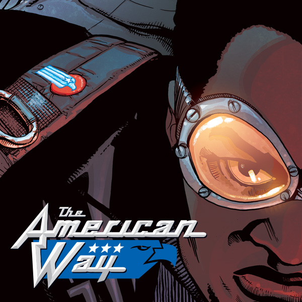 American Way: Those Above and Those Below (2017-) (Issues) (2 Book Series)