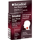 Betadine Sore Throat Gargle Concentrated, 15ml