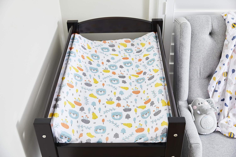 de Algod/ón Bubzi Co Mantas Swaddle Beb/é de Envoltura de Muselina Bosque El Dibujo 120cm x 120 cm Regalo de Baby Multiuso Paquete de 3 Mantas Cuadradas Grandes para Envolver Beb/és Reci/én Nacidos