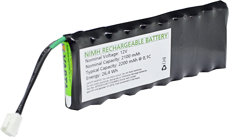 Akkupack Für Rolladensteuerung Nimh Varta Aa 12 V Elektronik