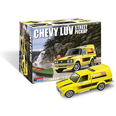 REVELL USA, LLC 854493 Plastic Model KIT, Chevy LUV Street Pickup Truck: Arts, Crafts & Sewing