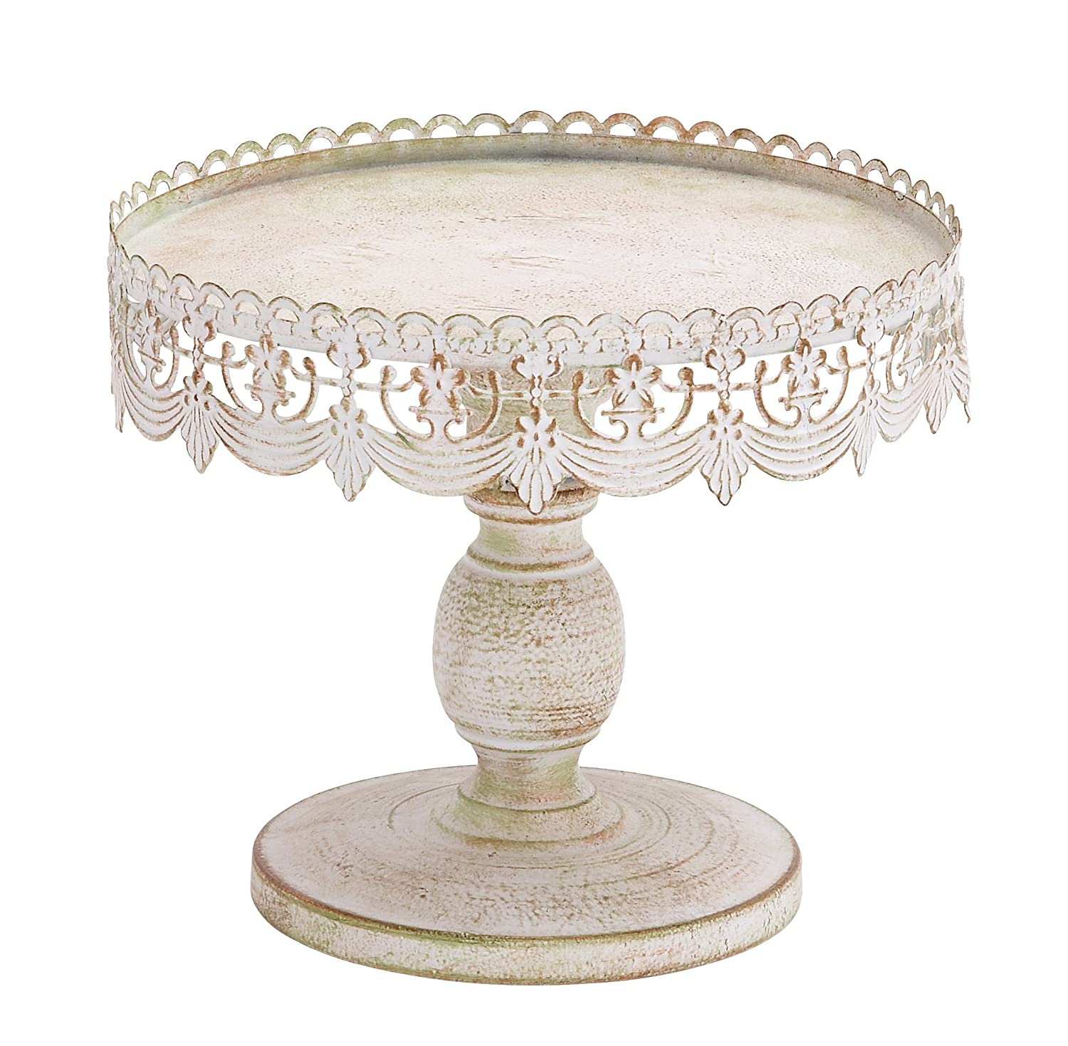Uncategorized Best Cake Stands amazon com deco 79 traditional style decorative cake stand stands