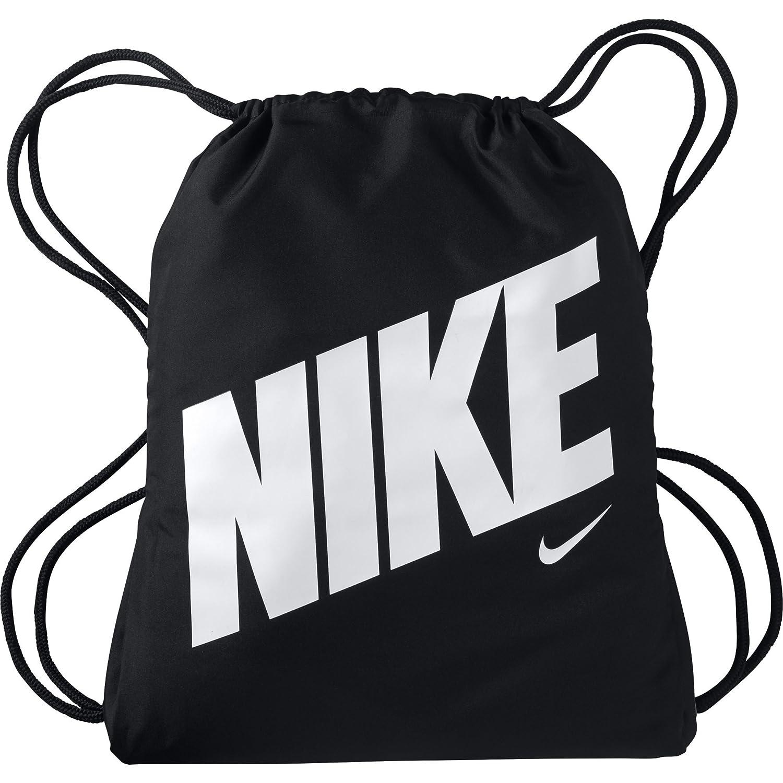 Color Negro//Blanco Nike GFX Saco de Gimnasia