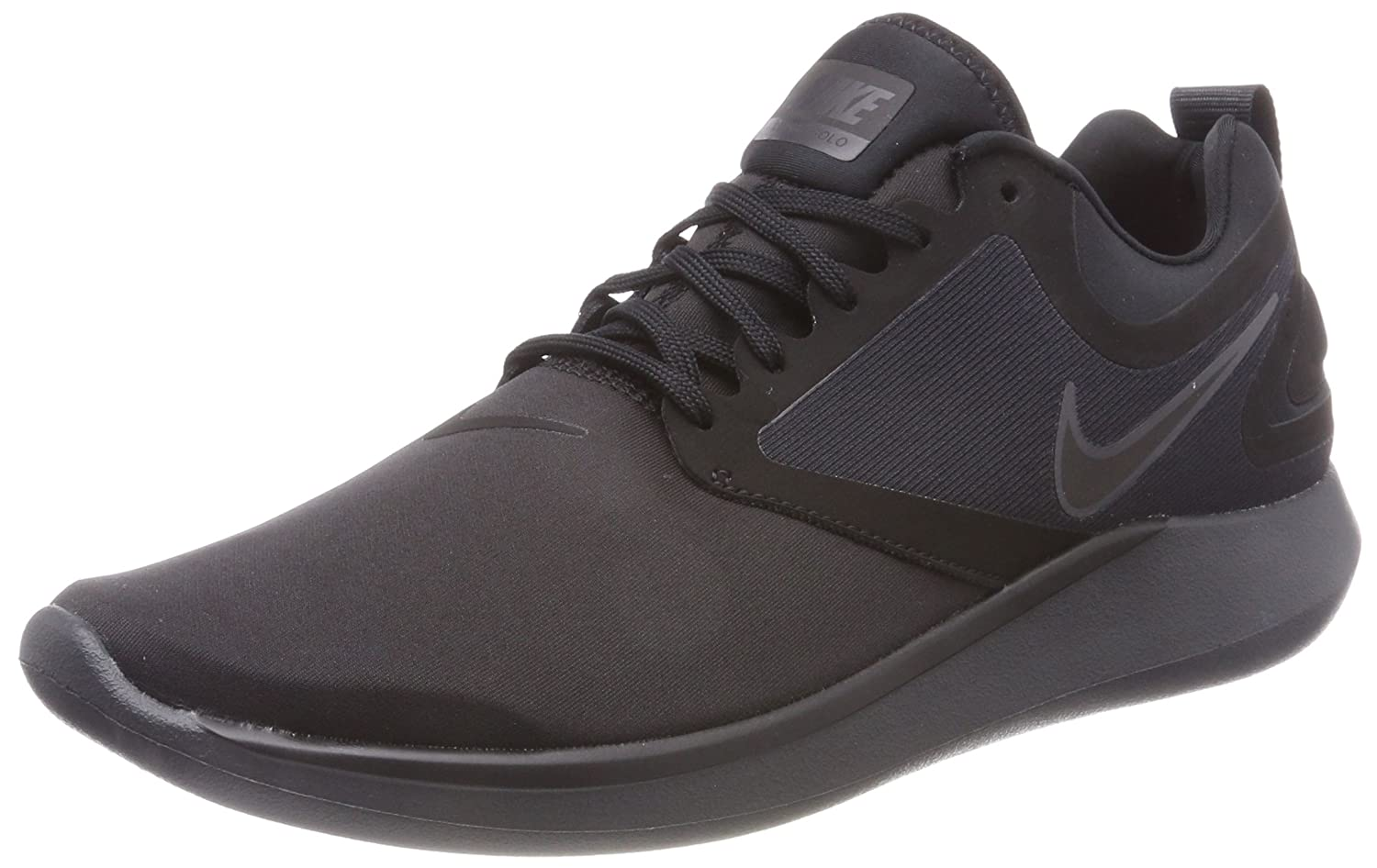 low priced 461da dfeb6 ... Nike Lunarsolo, Zapatillas de Trail Running para Hombre 41 EUNegro  (Black sold worldwide 441cc ...